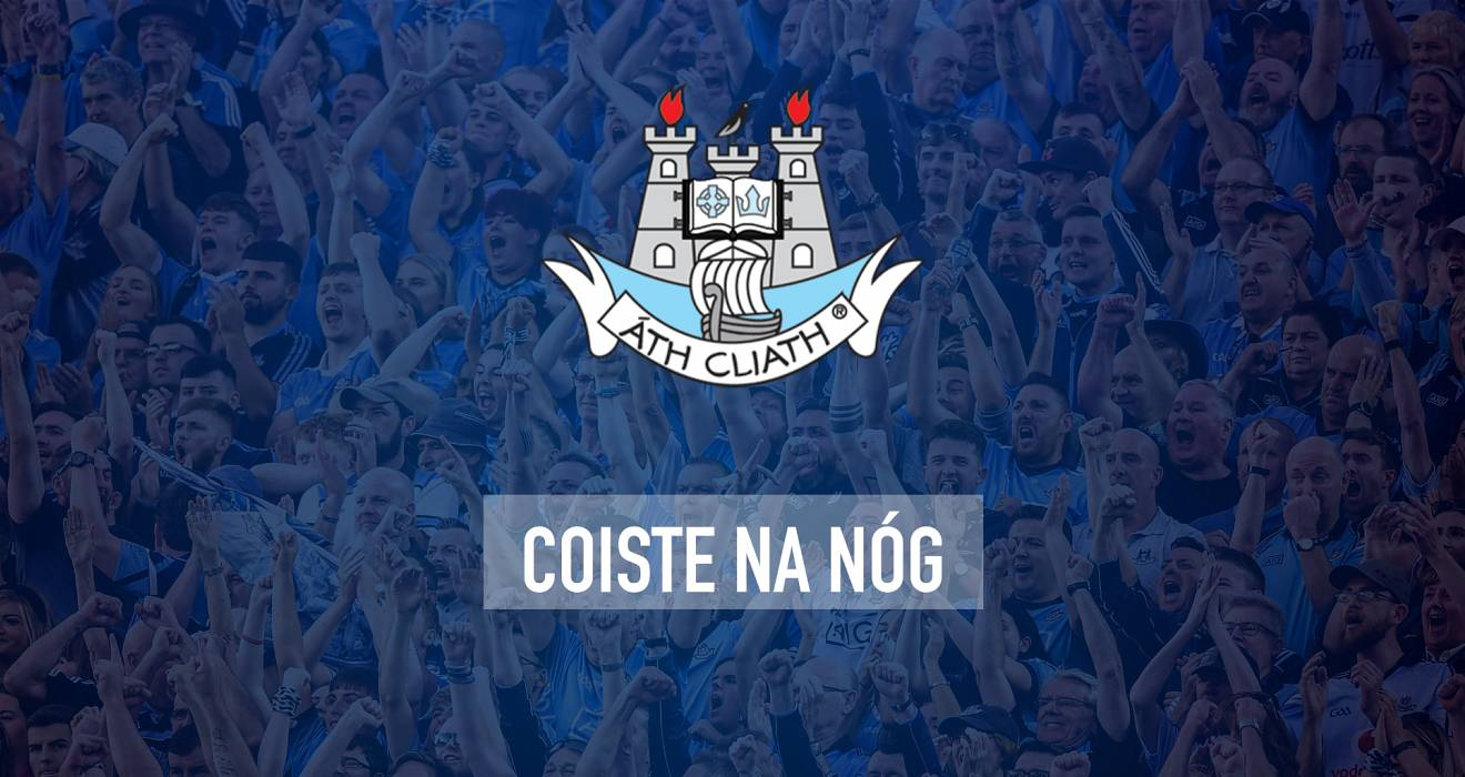 Update : Dublin GAA Juveniles - Thursday 11th February