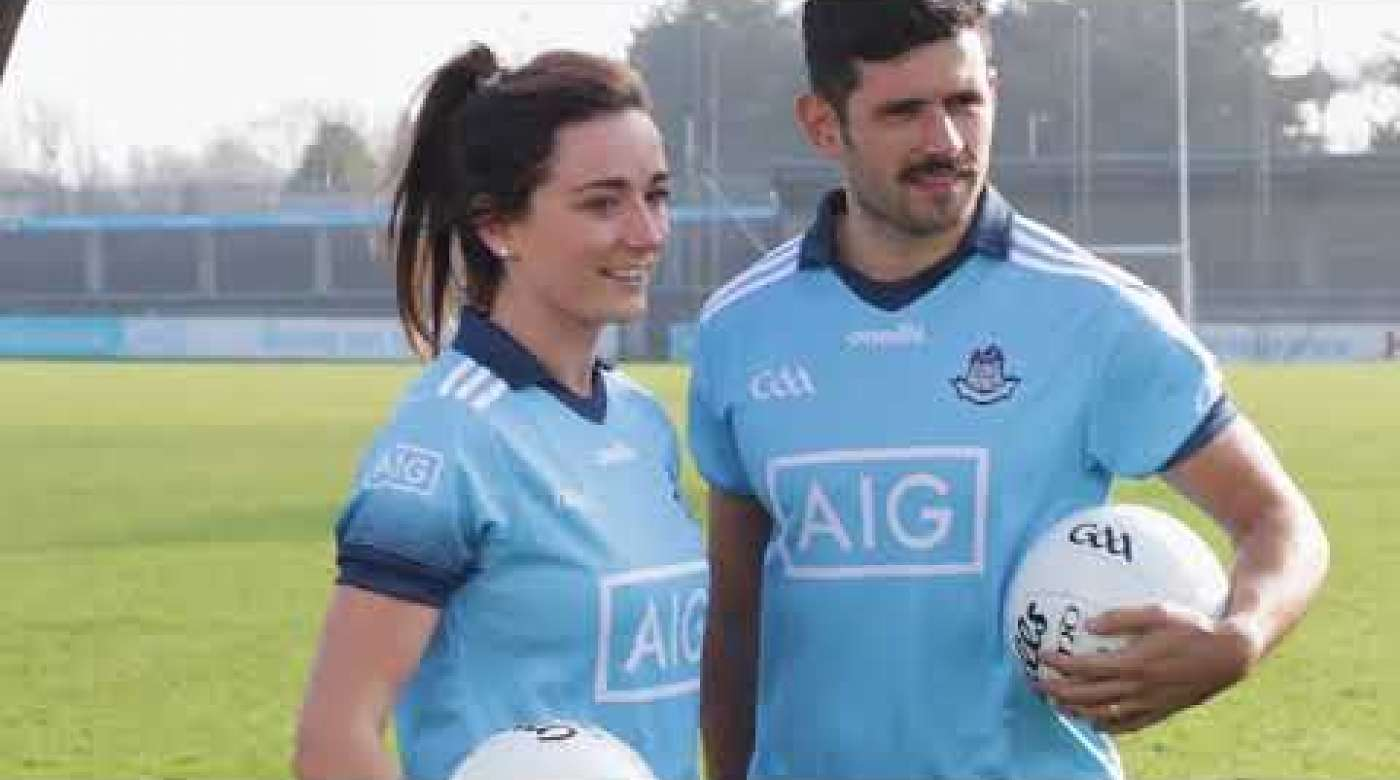 AIG Dub Club Health Initiative Launch