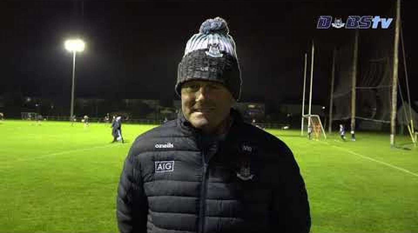 Dublin Ladies manager Mick Bohan speaks to DubsTV ahead of All-Ireland Final