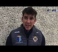 Ballyboden manager Anthony Rainbow chats to Dubs TV