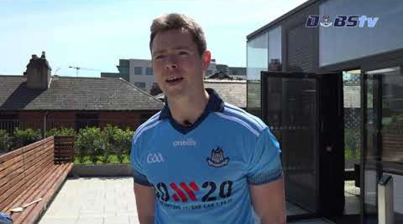 Dubs TV - Dean Rock Chats to Dubs TV ahead of the start of the Super 8s