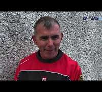 Johnny McGuirk speaks to Dubs TV