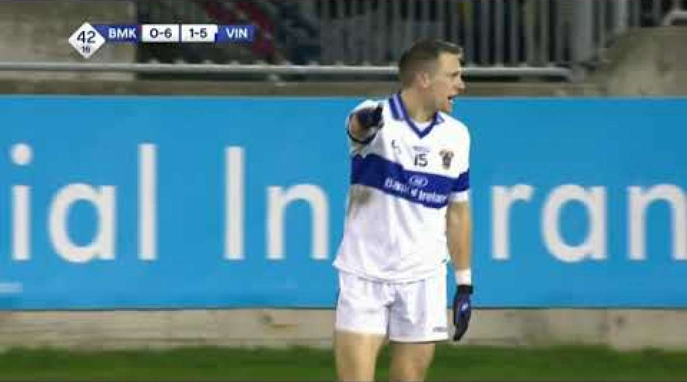 Dublin SFC Final: Ballymun Kickhams v St. Vincents