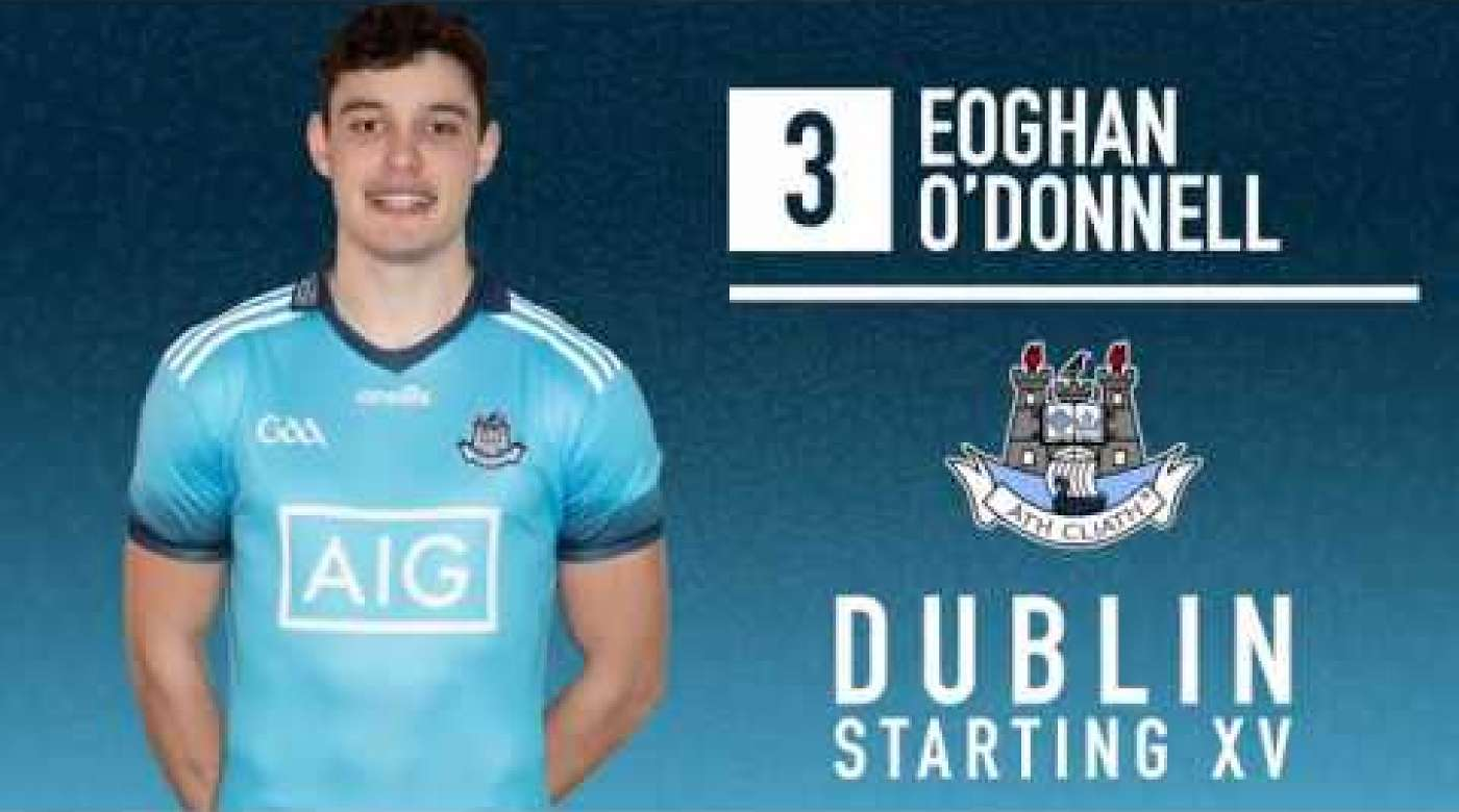Dubs TV - The Dublin hurling starting team for Carlow tie