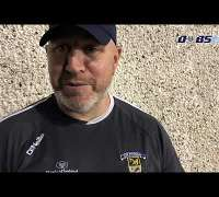 Kilmacud Crokes manager Johnny Magee speaks to Dubs TV