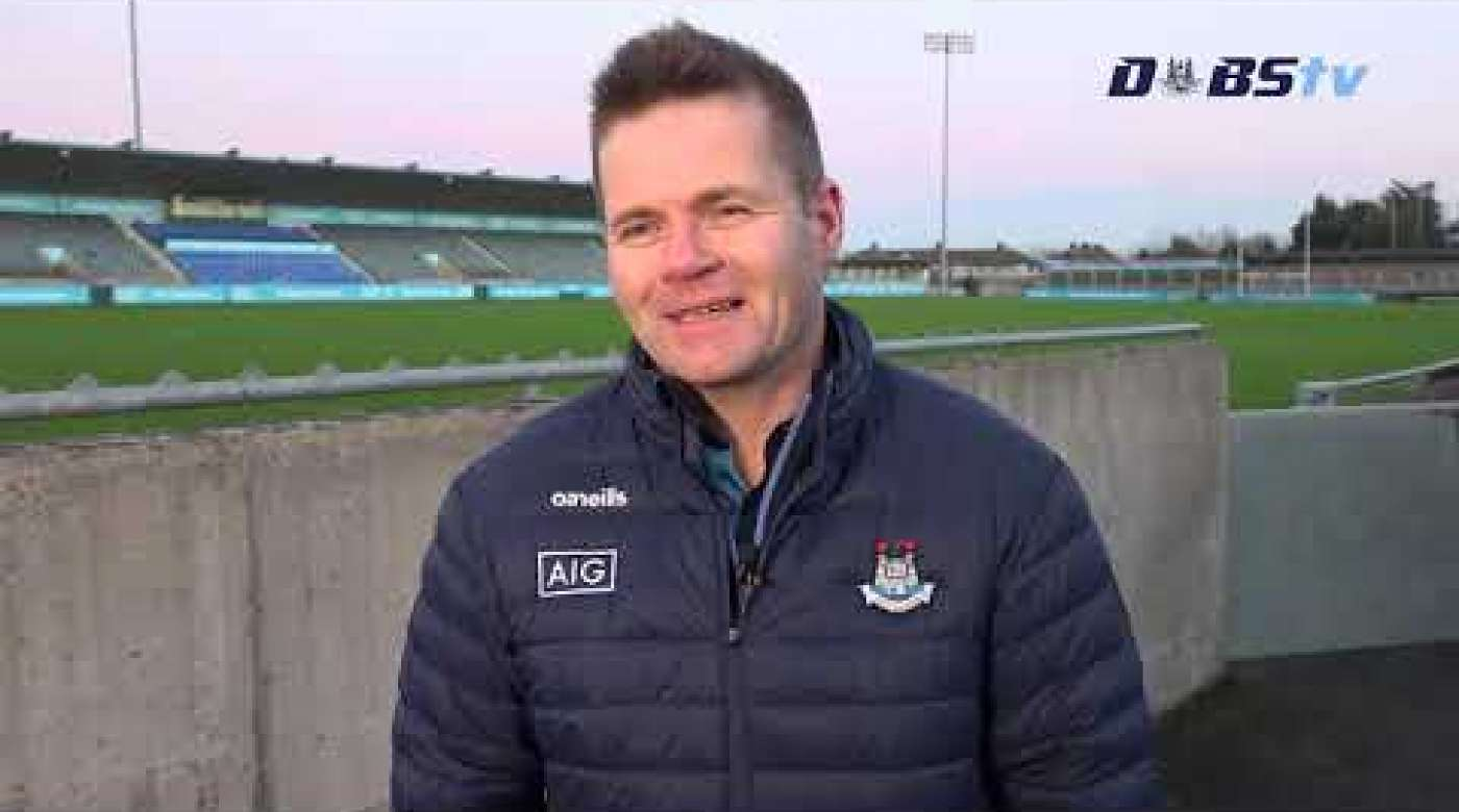 DubsTV chats to Dessie Farrell to look ahead to All-Ireland Final