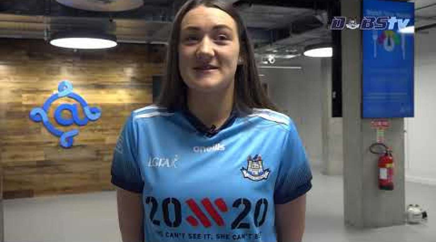 Dubs TV - Niamh Hetherton Talks Leinster Success…And The Leaving Cert