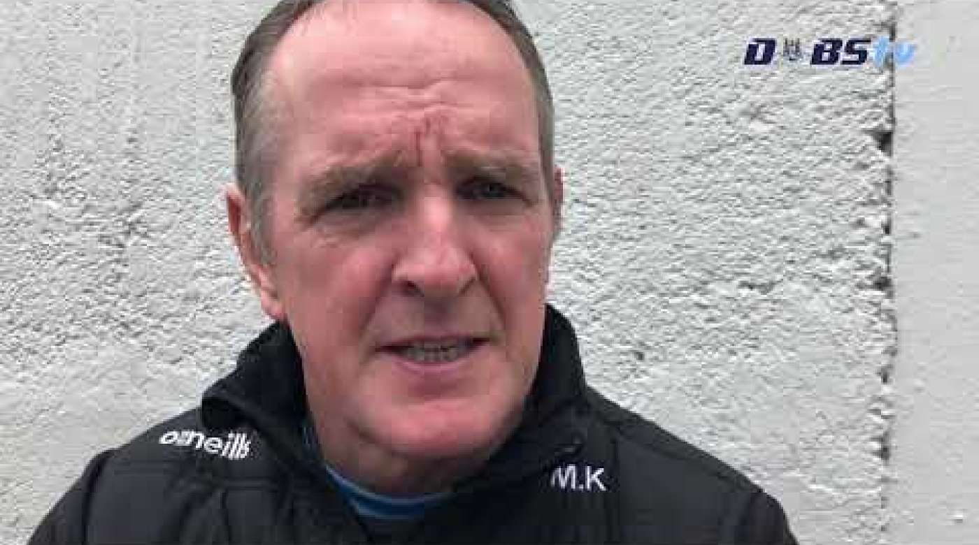 Dubs TV - Mattie Kenny speaks to Dubs TV after win over Carlow
