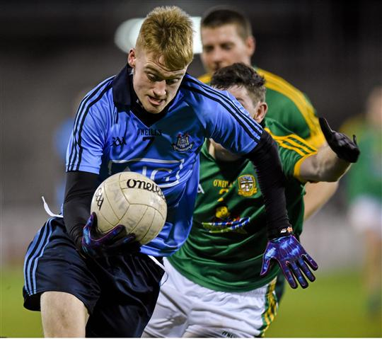 Meath v Dublin - Eigrid Leinster GAA Football U21 Championship Quarter-Final